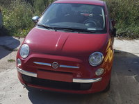 Dezmembrez Fiat 500 an 2011 0.9 turbo  benzina cutie semiautomata