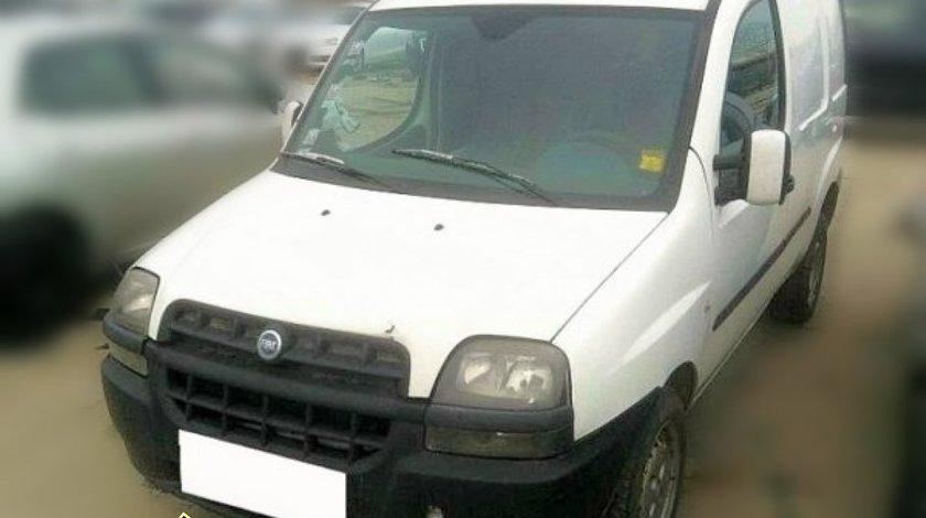 Dezmembrez Fiat Doblo 1 9D si 1 9 JTD model Cargo an 2000 2005
