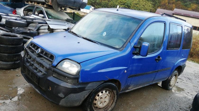 Dezmembrez Fiat Doblo motor 1.9 JTD an fabricatie 2002