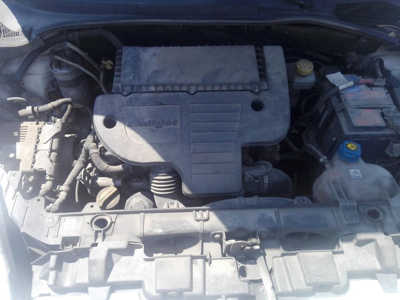 DEZMEMBREZ fiat grande punto an 2007 motor 1.3multijet tip 199A2000