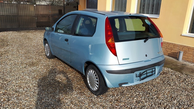 Dezmembrez Fiat Punto 1,2i