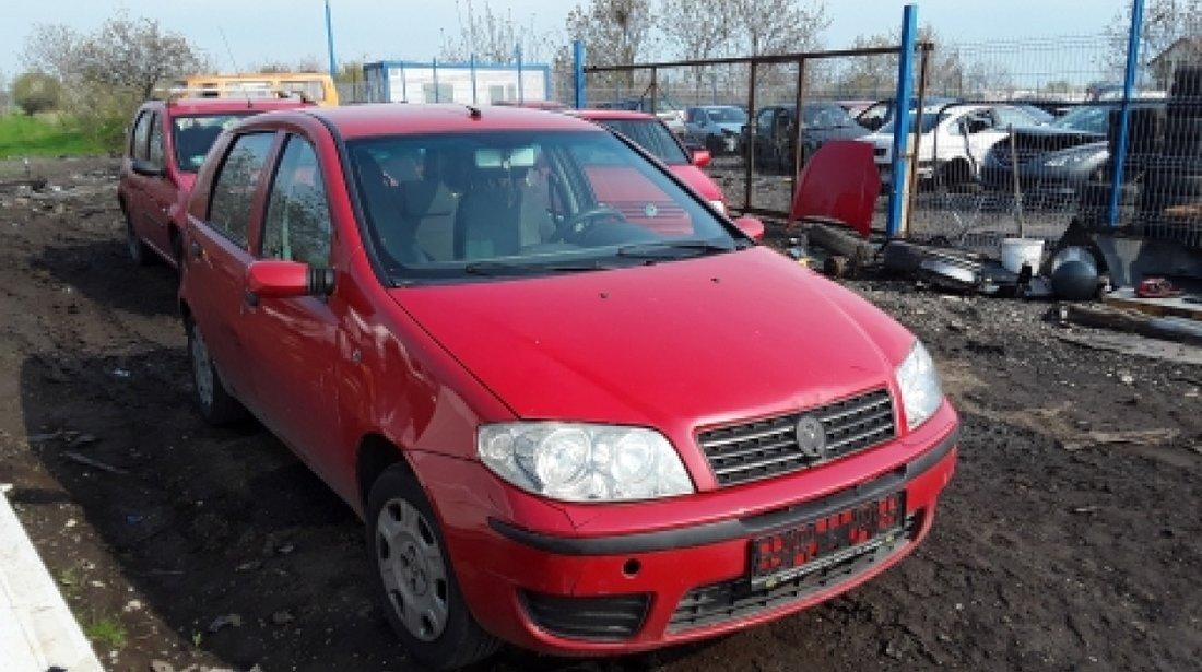 Dezmembrez Fiat Punto, an 2006, motorizare 1.4