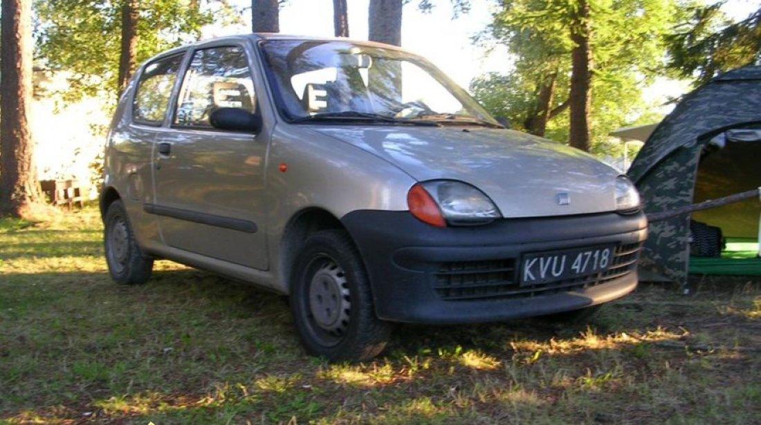 Dezmembrez Fiat Seicento fabricatie 2000