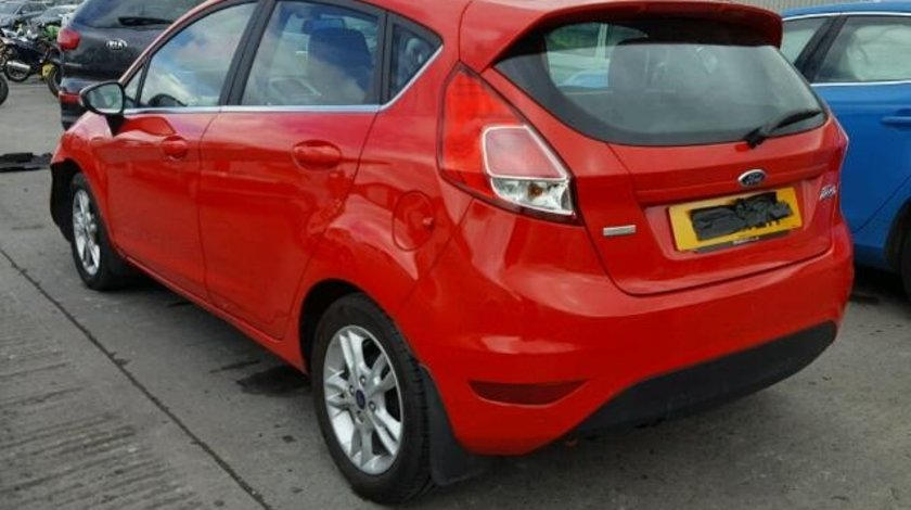 Dezmembrez Ford Fiesta 5 1.4tdci