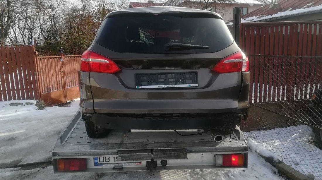 dezmembrez Ford Focus 3 Facelift 1.5 ecoobost motor M8DD din 2018 1400 km