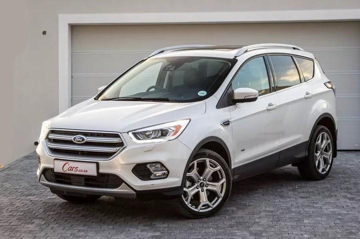 Dezmembrez Ford Kuga (2017) - 2.0 TDCI