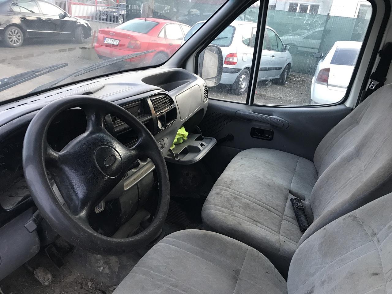 Dezmembrez Ford Transit Basculabil 1998 punte dubla