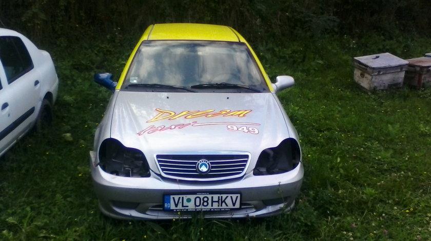 Dezmembrez Geely Ck din 2007 1300 Benzina Ac Functional Grii