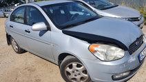 Dezmembrez Hyundai Accent 2008 berlina 1.4 benzina...