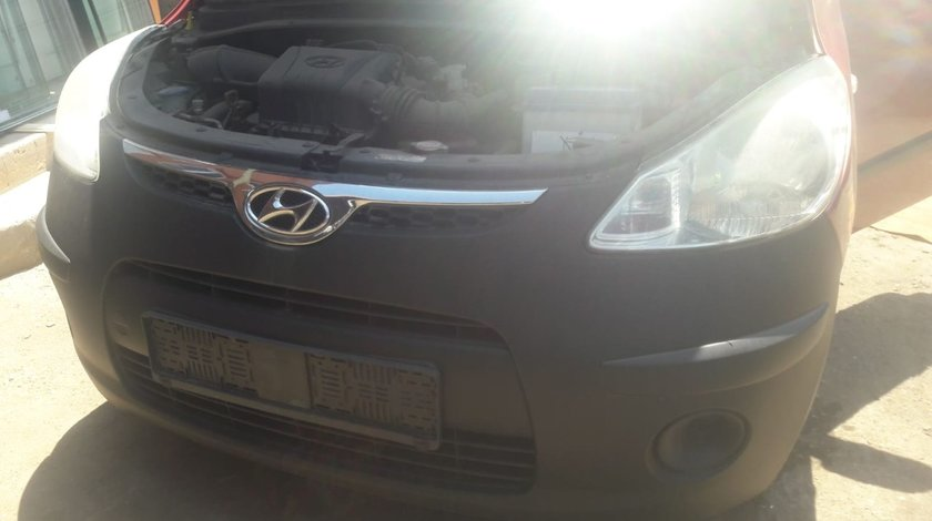 Dezmembrez hyundai l10 an 2008 motor 1. 1 benzina tip motor g4hg