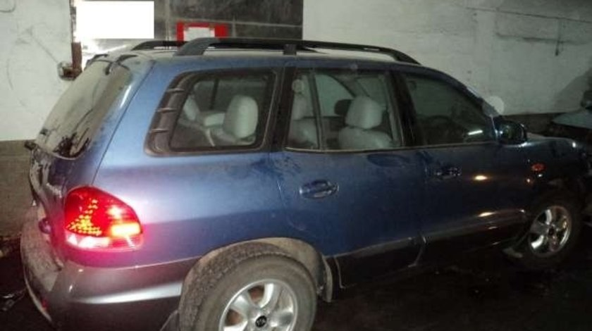 Dezmembrez Hyundai Santa Fe 2001 - 2005, 2.0 diesel