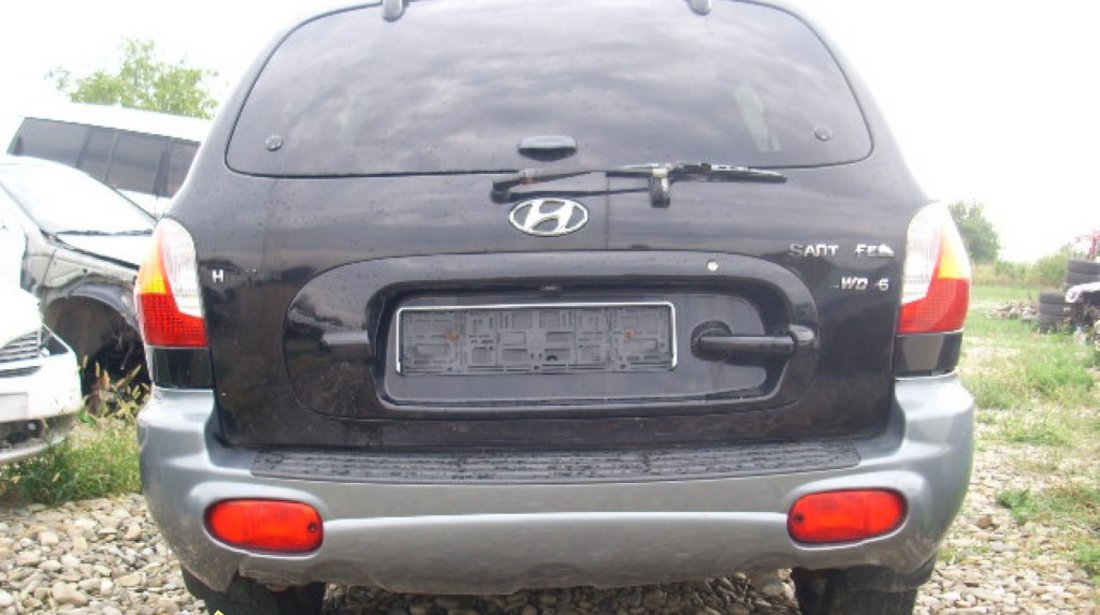 Dezmembrez Hyundai Santa Fe