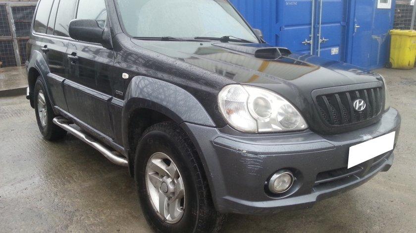 Dezmembrez Hyundai Terracan, an fabr. 2003, 2.9 CRDi  , 4X4