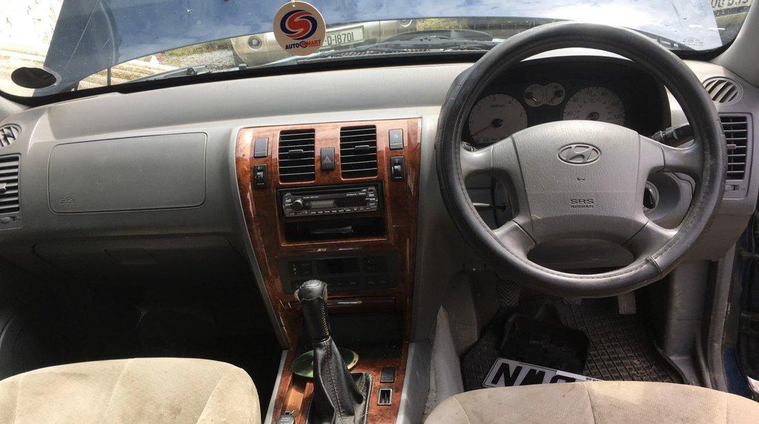Dezmembrez Hyundai Terracan Facelift 2006