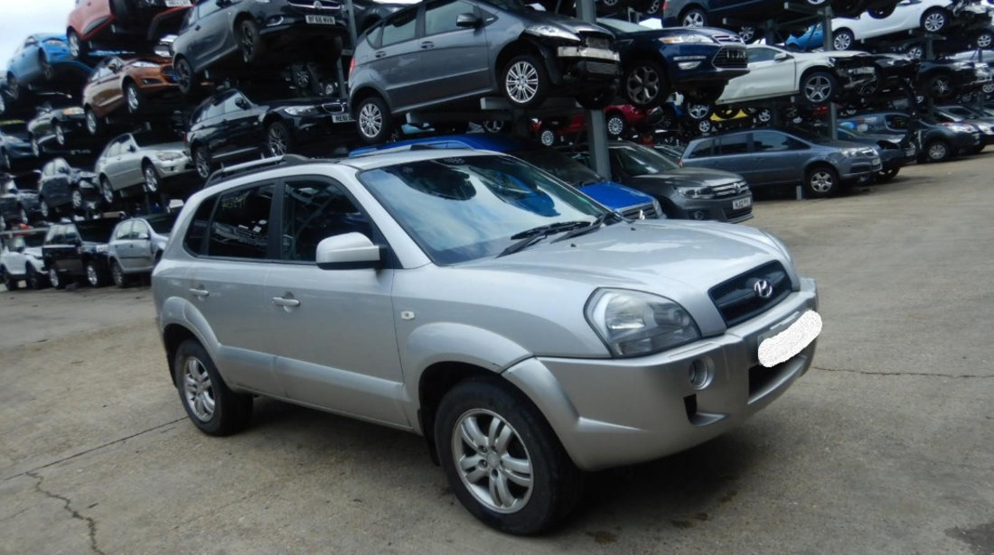Dezmembrez Hyundai Tucson 2007 Suv 2.0 CRTD Motorina