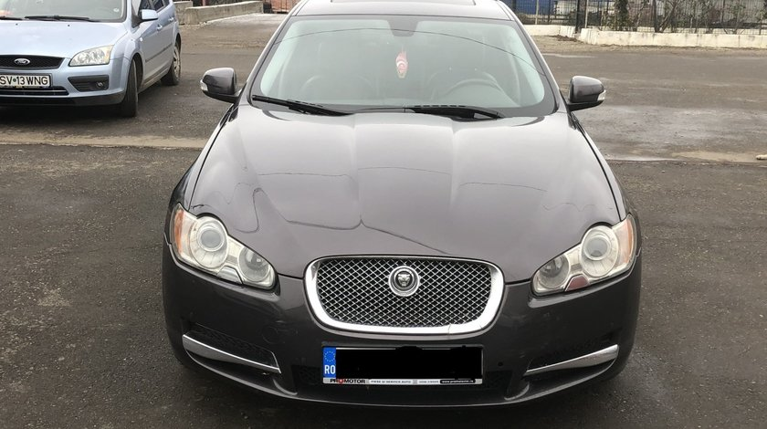 Dezmembrez Jaguar XF 2,7 diesel 2009