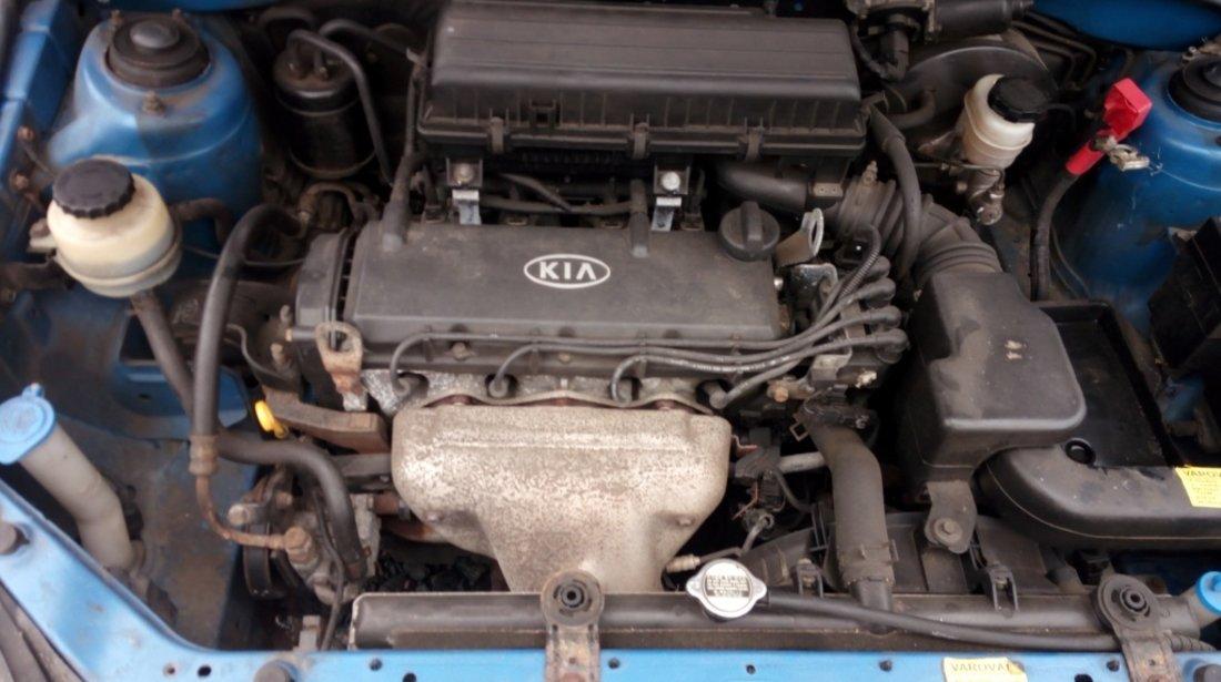 Dezmembrez Kia Rio 2004 motor 1.3 benzina 60 kw, A3E
