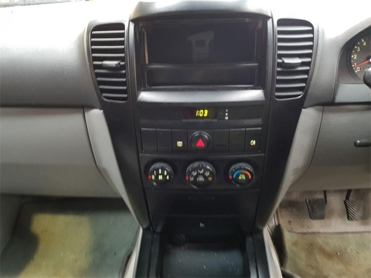 Dezmembrez Kia Sorento 2003 SUV 2.5 CRDi