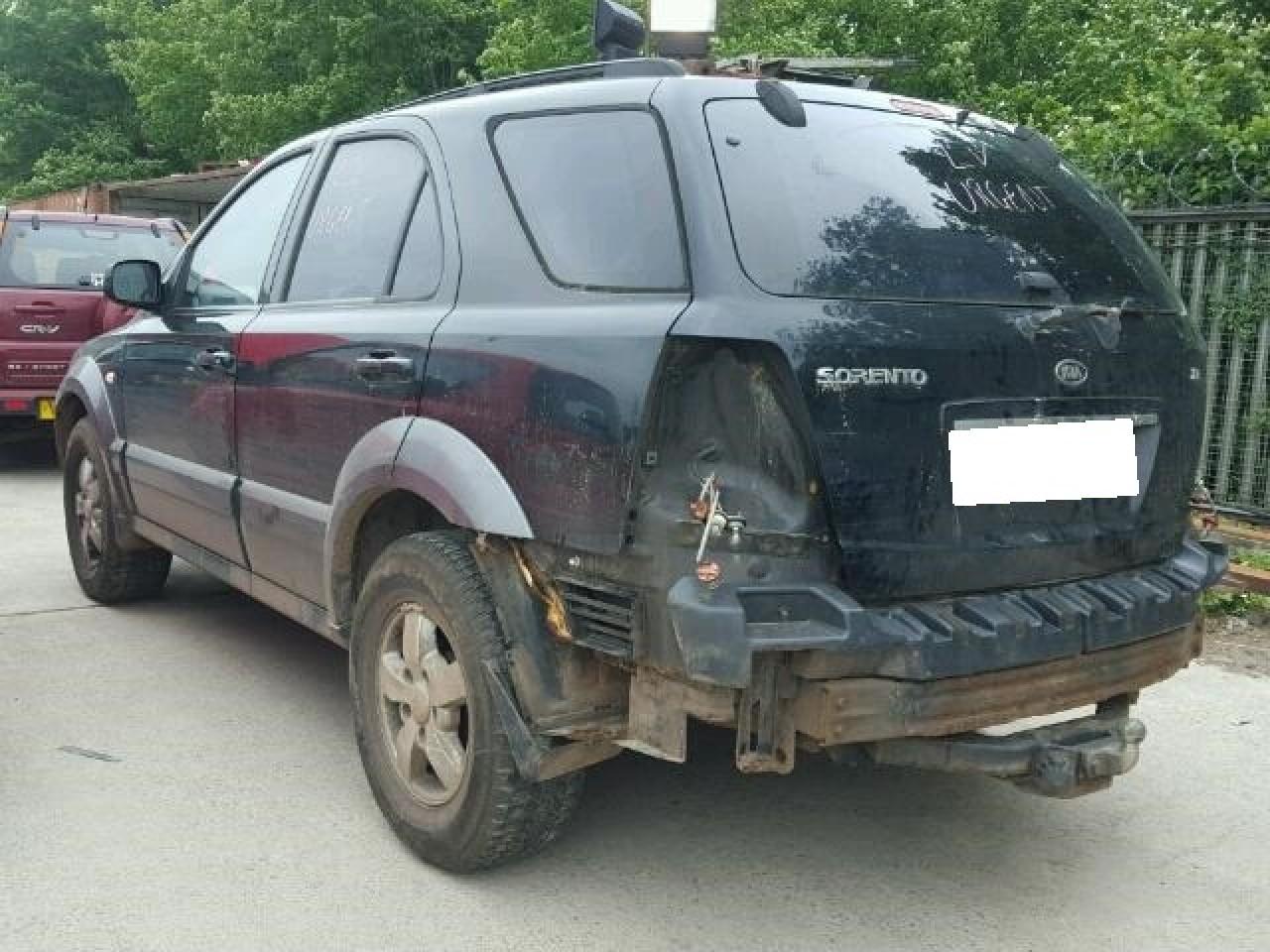 Dezmembrez Kia Sorento 4WD, an fabr. 2003, 2.5CRDi