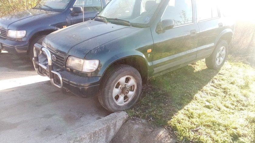 dezmembrez kia sportage an 1997 motor 2000 benzina 16 valve 4x4