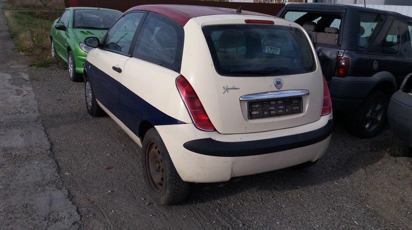 Dezmembrez Lancia Ypsilon, 1.2 benzina, an 2004