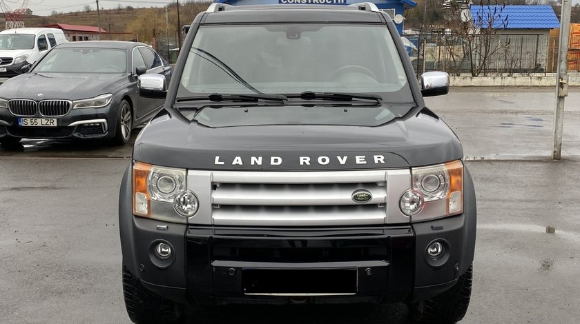 Dezmembrez Land Rover Discovery 3 2,7 diesel 2007