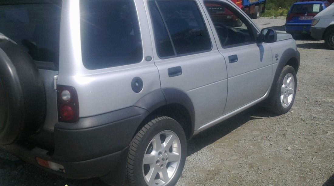 Dezmembrez land rover freelander 2 0 diesel td4 motor bmw model 2002