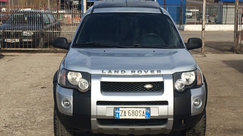 Dezmembrez Land Rover Freelander 2,0 td4 2005
