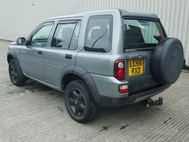 Dezmembrez Land Rover Freelander, 2.0D