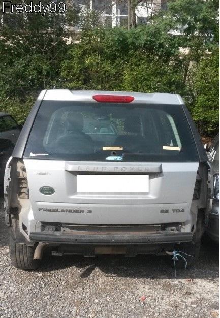 Dezmembrez Land Rover Freelander 2, an 2007, 2.2 diesel