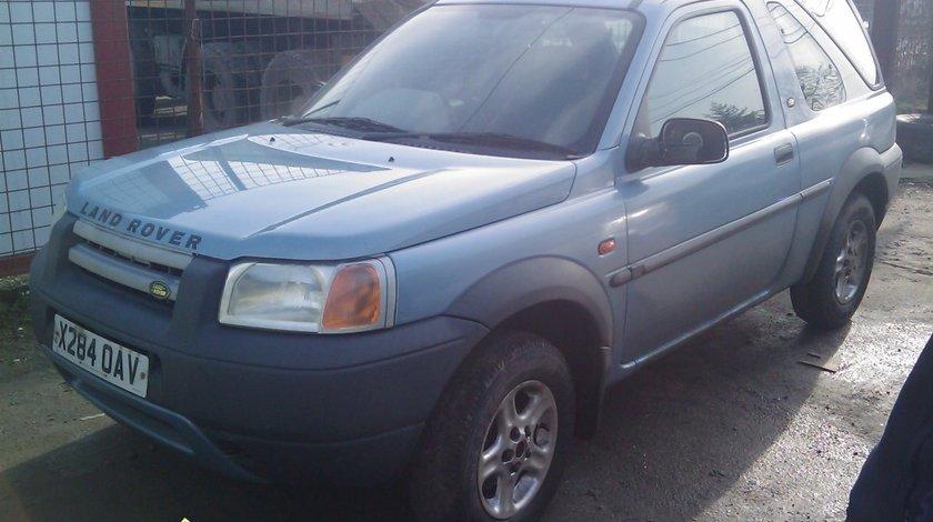 Dezmembrez Land Rover Freelander din 2000 3usi 1 8 benzina 1796 cmc 88 kw 118 cp tip motor 18k4fj79