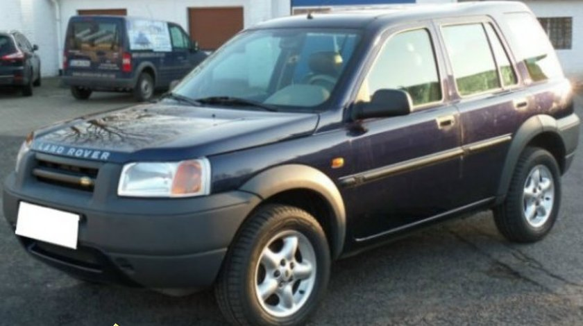 Dezmembrez Land Rover Freelander I 1997 2004 1 8i 2 0D 2 5i