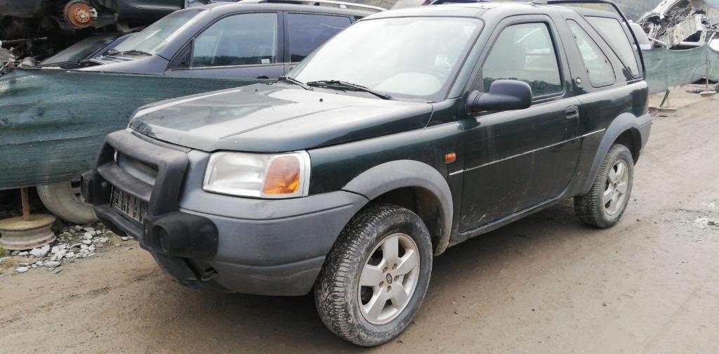 Dezmembrez Land Rover Freelander motor Rover 2.0 D an fab 2001