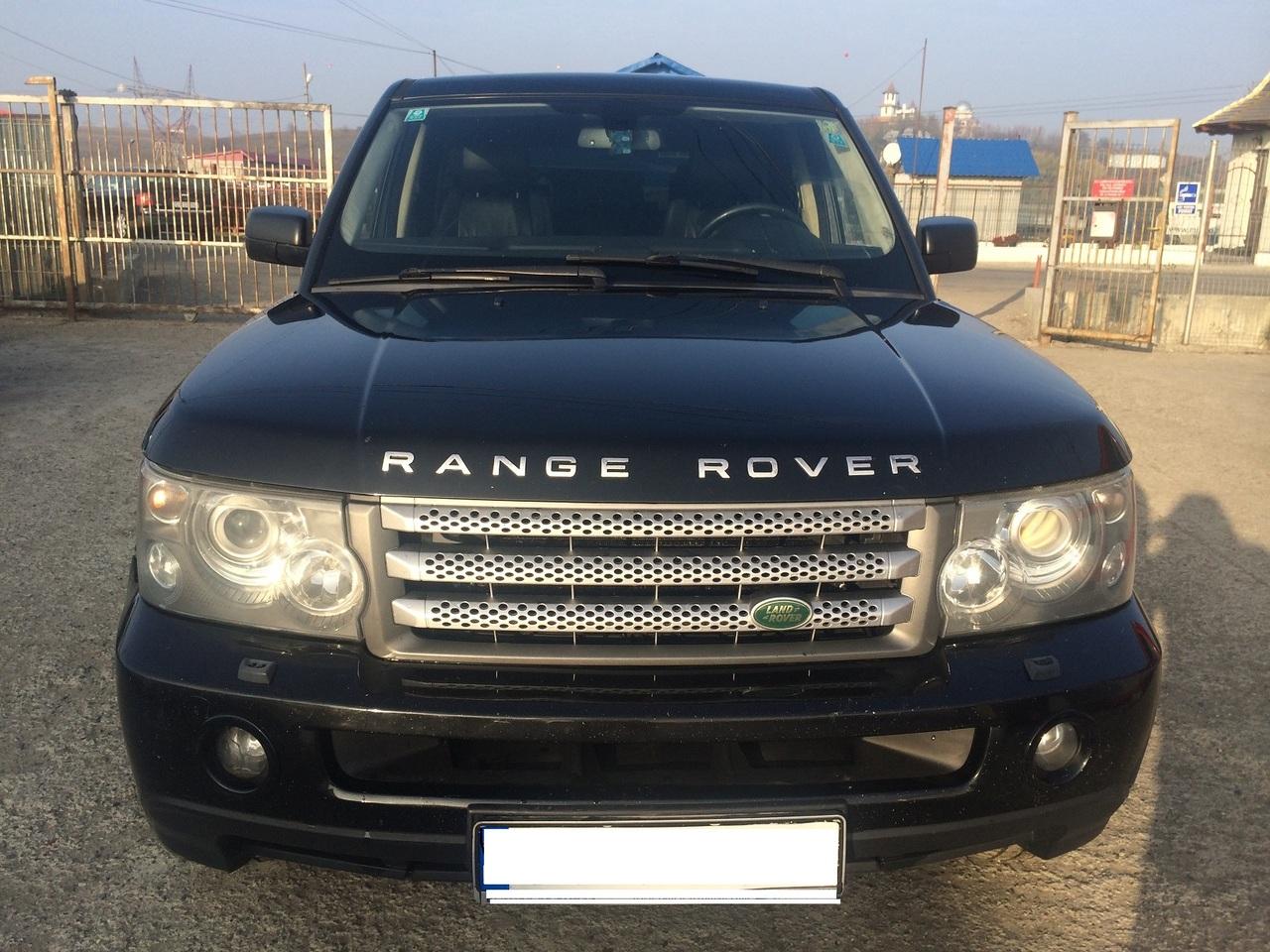 Dezmembrez Land Rover Range Rover SPORT 3,6d 2008