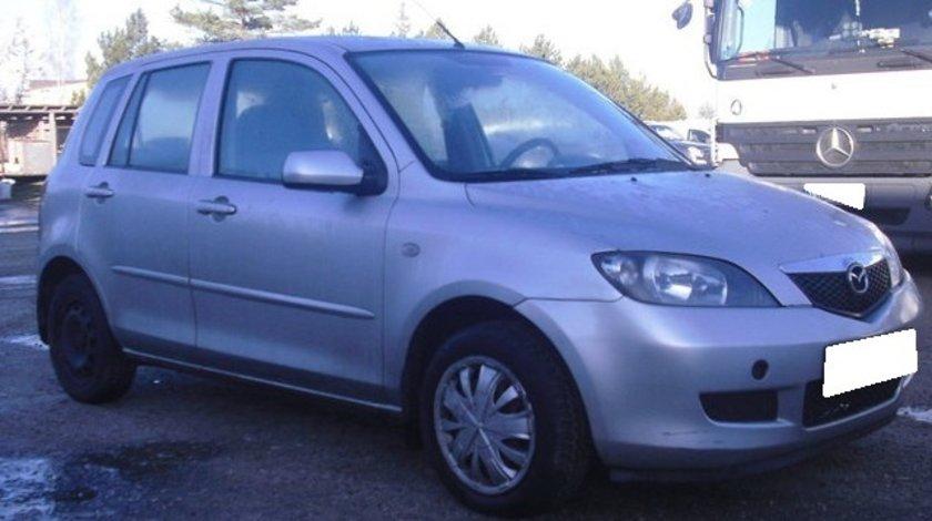 Dezmembrez  Mazda 2 DY , an fabr. 2005, 1.4D TDCI