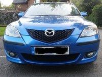 Dezmembrez Mazda 3 1.6 diesel 2005.