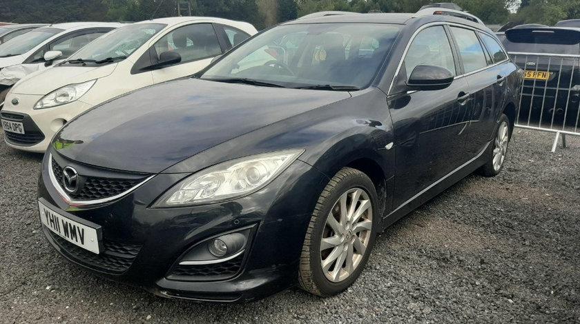 Dezmembrez Mazda 6 2011 Break 2.2 DIESEL