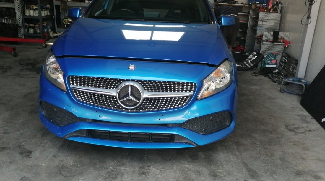 Dezmembrez Mercedes A Class AMG W176 Facelift A180  270.910 an 2016