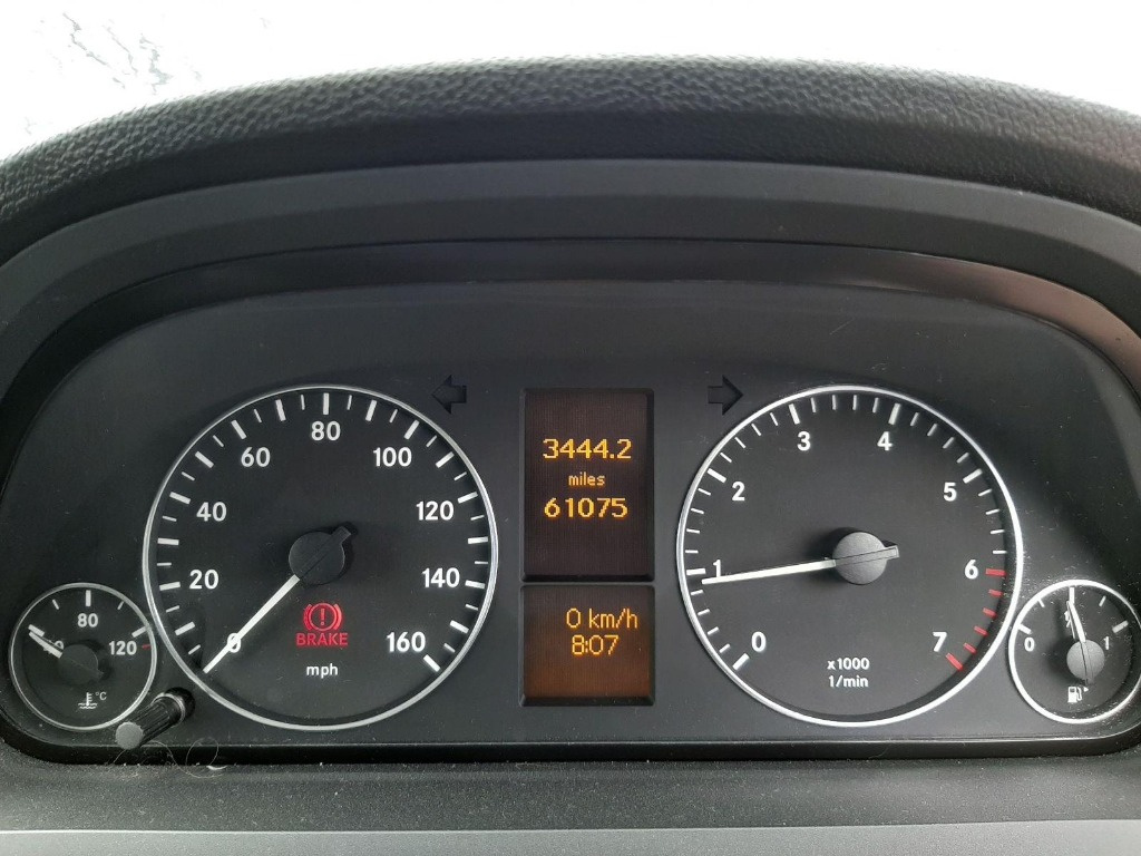 Dezmembrez Mercedes A-Class W169 2008 Hatchback 1.5i
