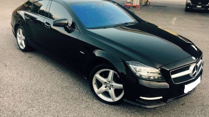 Dezmembrez Mercedes Benz CLS 250 CDI AMG