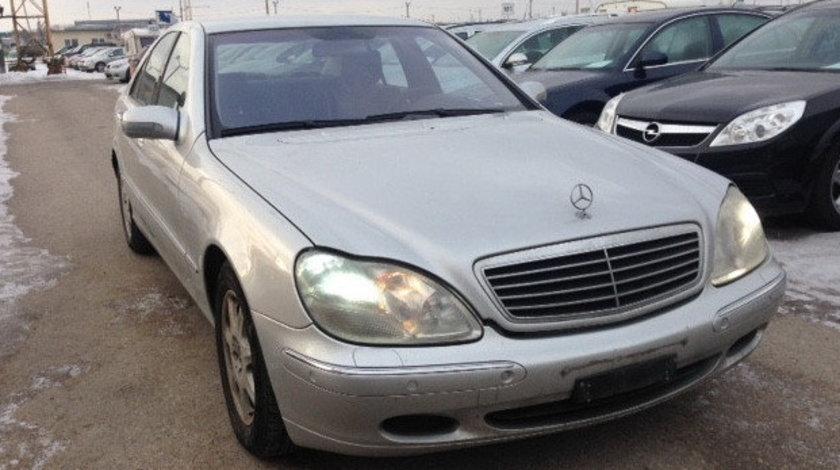 Dezmembrez Mercedes Benz  S 400 CDI W220, an fabr. 2006