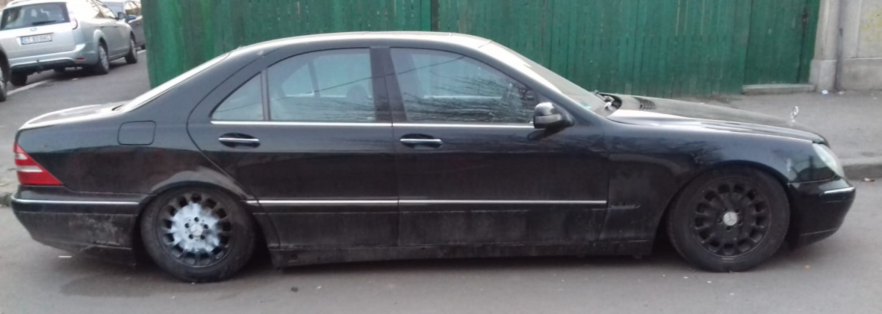 Dezmembrez Mercedes Benz  S430 W220, an fabr.1998, NFL