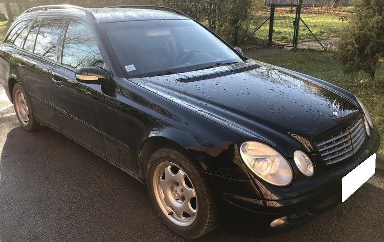 Dezmembrez Mercedes Benz  W211 2.2CDI, an fabr. 2004