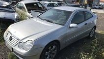 Dezmembrez Mercedes C 200 coupe W203 2002