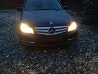 Dezmembrez Mercedes C class 2.2 cdi 125 kw w204 motor 651 din 2013