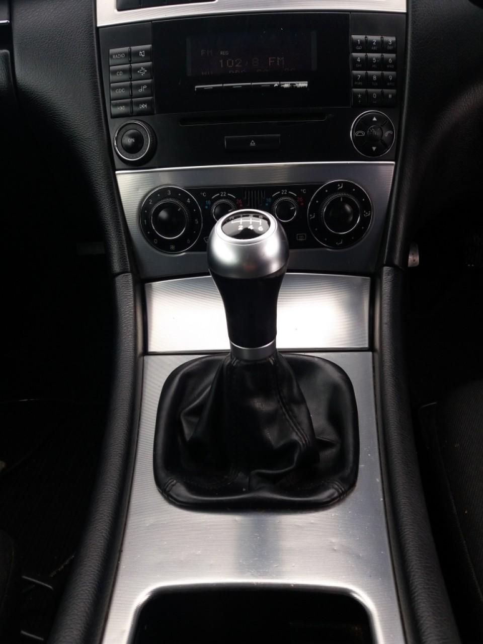 Dezmembrez Mercedes C-CLASS Coupe Sport CL203 2005 coupe 1.8 kompressor