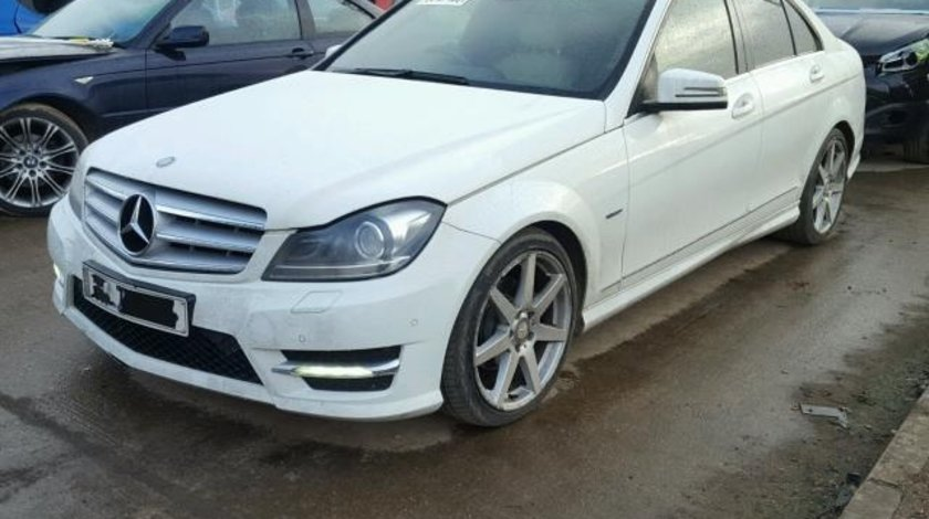 Dezmembrez Mercedes C220 (W204) facelift