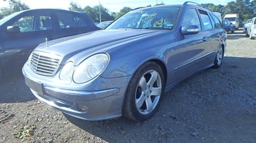 Dezmembrez Mercedes Clasa E (S211), 2.0cdi