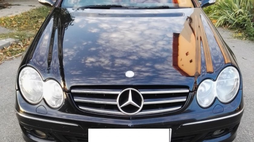 Dezmembrez Mercedes CLK 350 BENZINA W209 CABRIO
