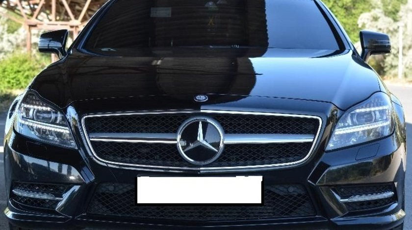 Dezmembrez Mercedes CLS 250 CDI W218